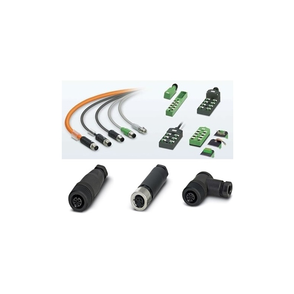 Cable and Connectors for Sensor