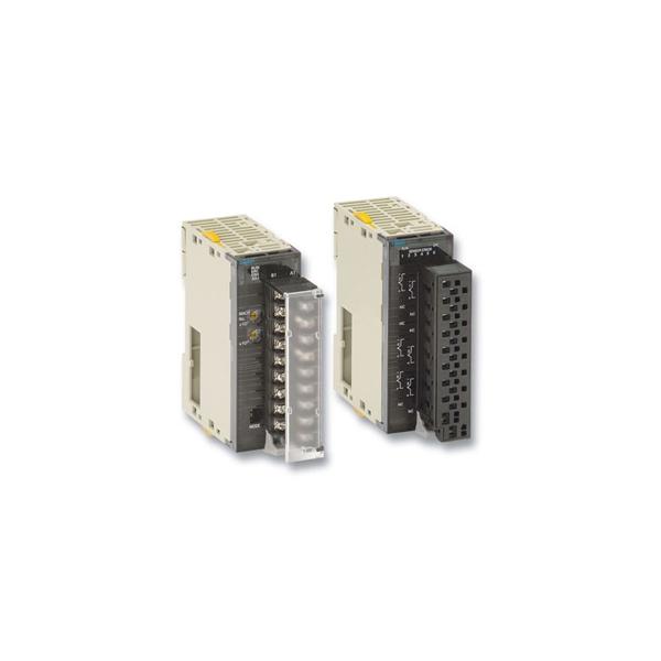 CJ-Series Analogue IO and Control Units